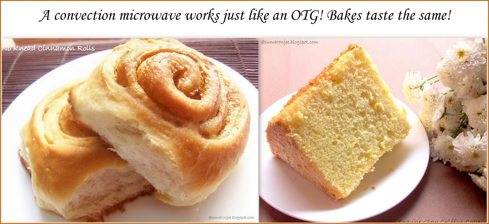 Cakes Amp More How To Use A Convection Microwave For Baking