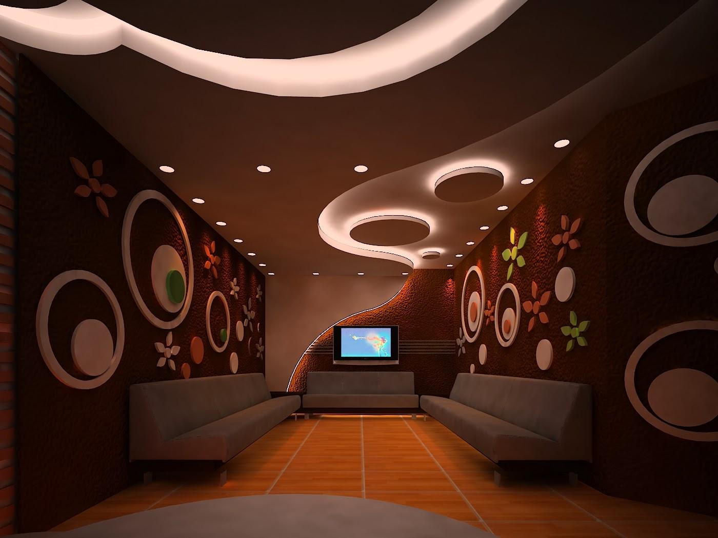 mẫu thiết kế thi công phòng hát karaoke