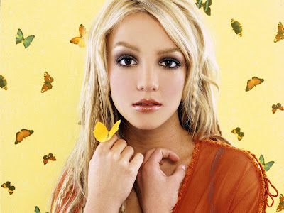 Britney Spears Wallpaper looking new Series of Song beauty