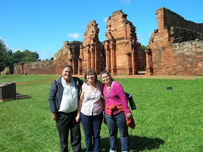Misin de San Ignacio, Misiones, Argentina, vuelta al mundo, round the world, La vuelta al mundo de Asun y Ricardo