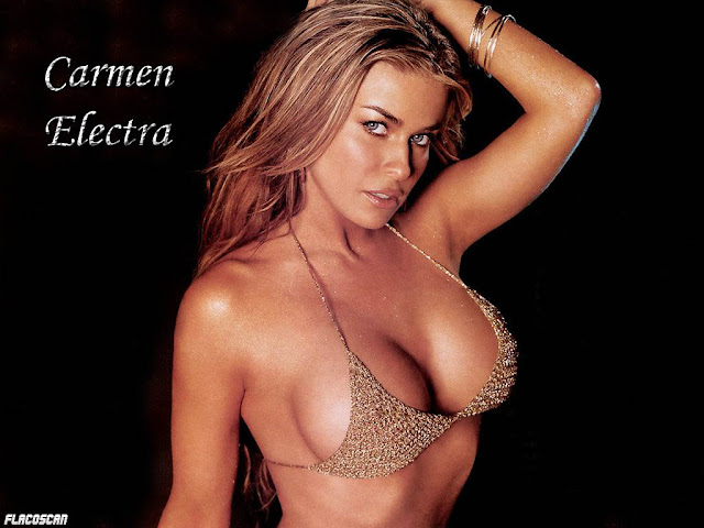 Carmen Electra Hot  Image, Still, Photo, Picture, Wallpaper