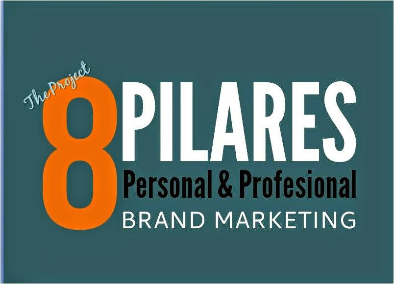 Los 8 pilares del Personal & Profesional Brand Marketing
