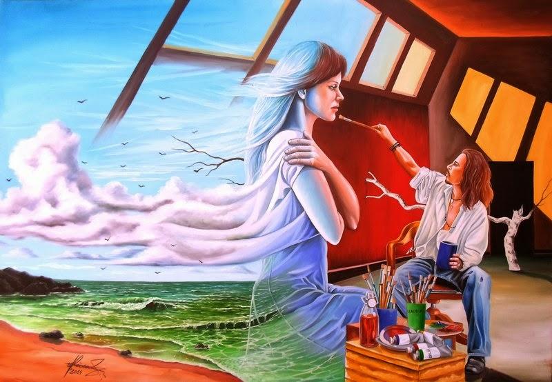 06-Dreamlover-Raceanu-Mihai-Adrian-Surreal-Oil-Paintings-www-designstack-co