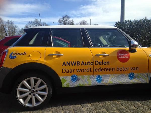 ANWB kiest MyWheels voor proef met autodelen