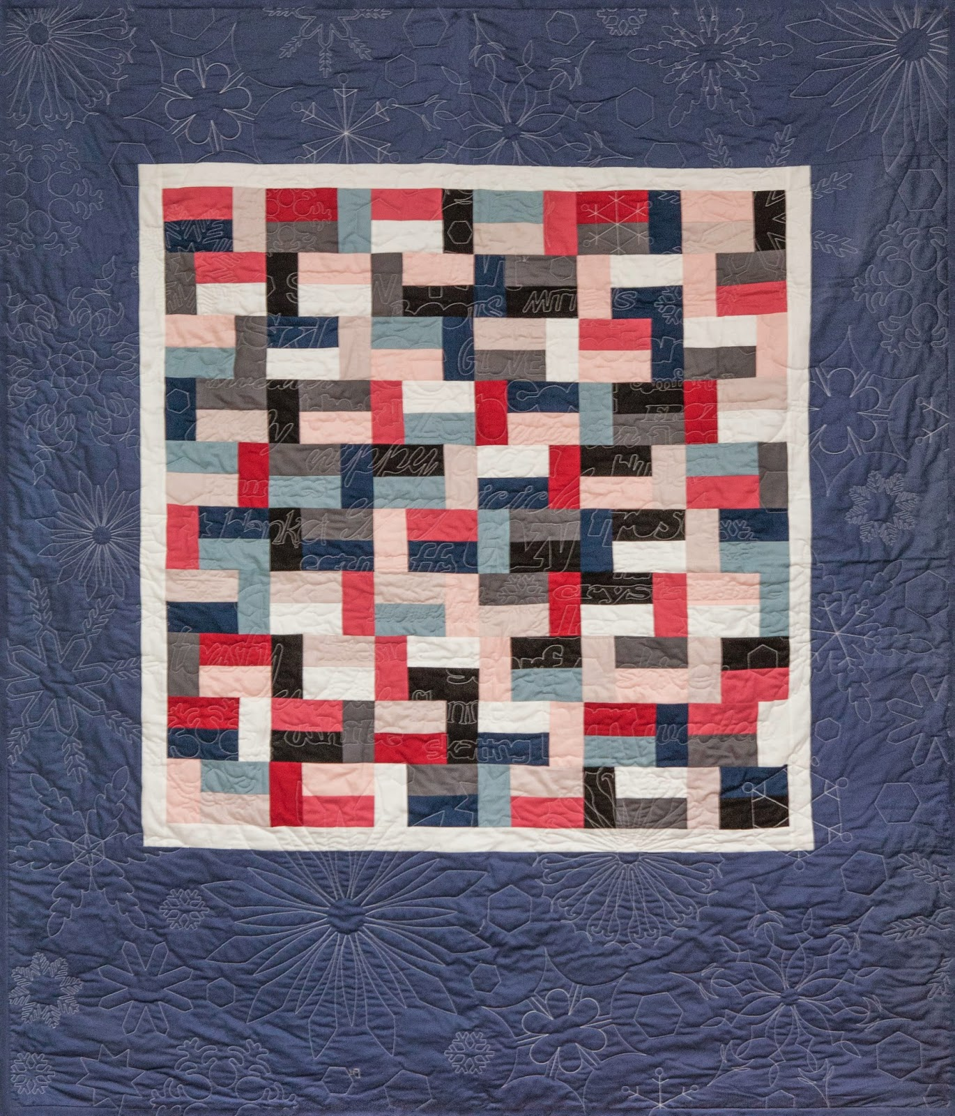 Off the Air - Quilt Pattern from Just a Bit Frayed
