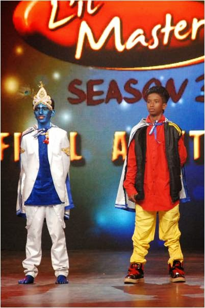 Kids after performances in final auditions of DID Li'l Masters Season 3