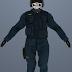 Piloto y Artillero Black Hawk, Policía Federal, México