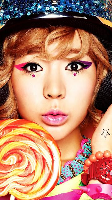SNSD - Baby G - Sunny - Lee Soon-kyu