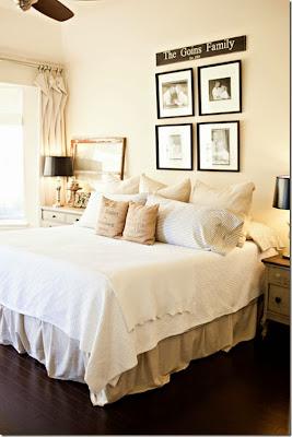 cabecera de dormitorio