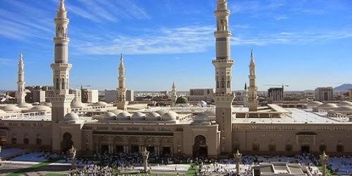 Sejarah Berdirinya Masjid Nabawi