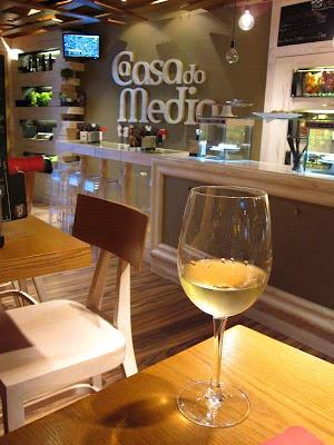 A Casa do Medio restaurant in Santiago de Compostela