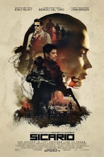 Sicario (2015) - Movie Review