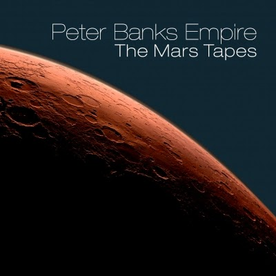 Peter Banks Empire The Mars Tapes