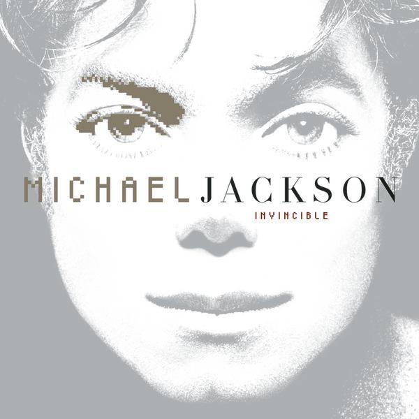 Michael Jackson - Invincible Cover