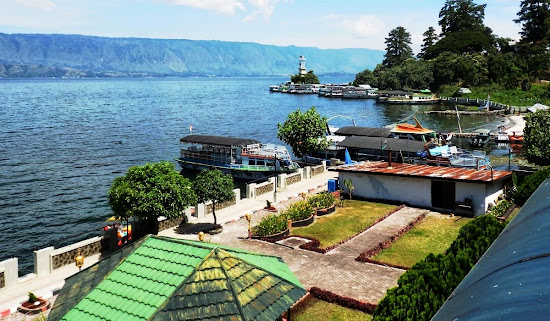 Toba Lake, North Sumatra, Indonesia (Pic 3). AeroTourismZone