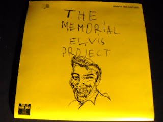 V/A-THE MEMORIAL ELVIS PROJECT, CD EP, 1992, VARIOUS