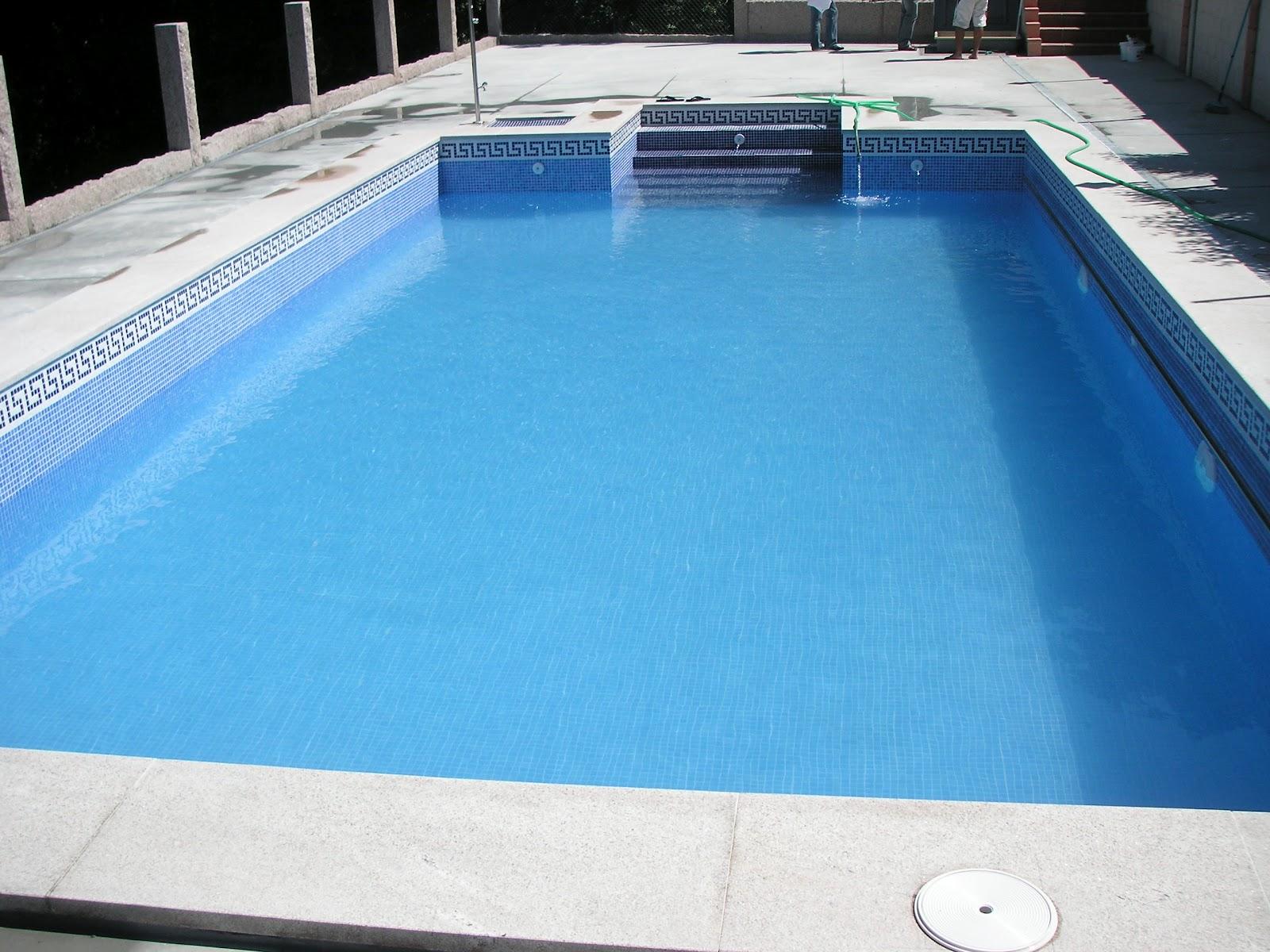 Construcciones pablo p rez alonso s l piscinas - Piscina de obra ...