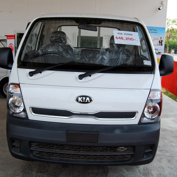 Pictures Of Kia Light Truck