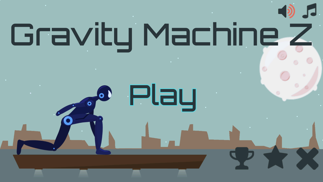 Gravity Machine Z New Release Android Game