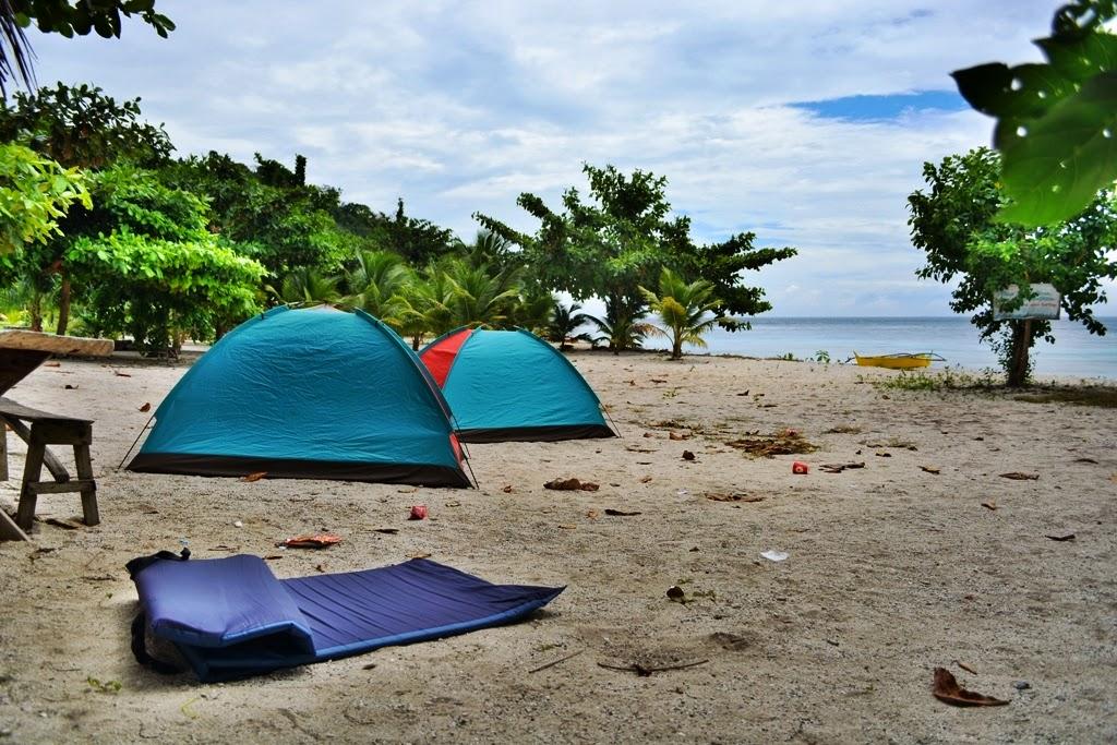 Samal Island Camp Park