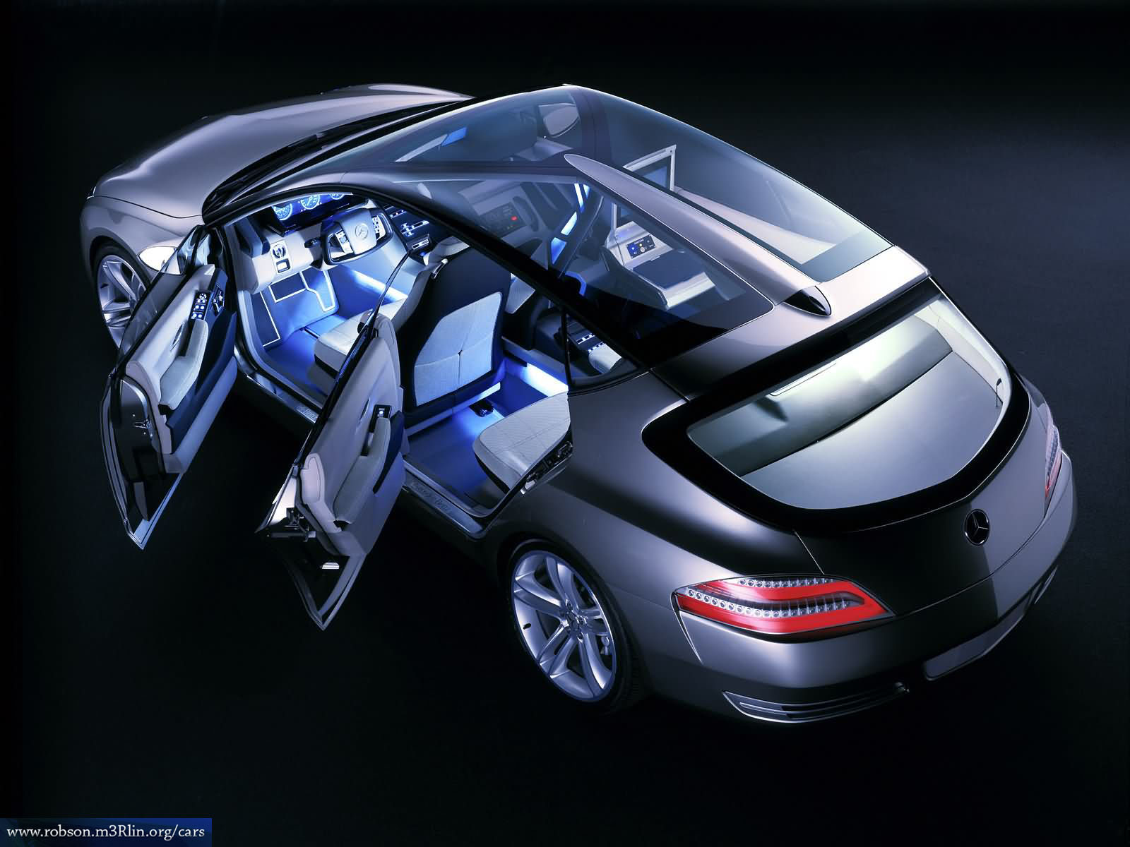 Mercedes - Benz F500 Mind concept