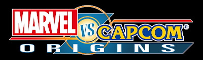 Marvel vs Capcom: Origins Logo - We Know Gamers