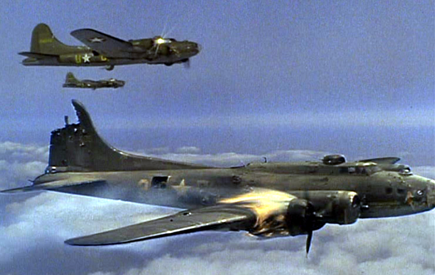 Just A Car Guy Aircraft In The Movie Quot Memphis Belle Quot A
