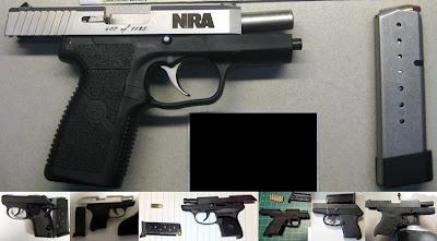 Guns Discovered at (L-R) DEN, CLT, IAH, IAD, LAS, PIT, MSY