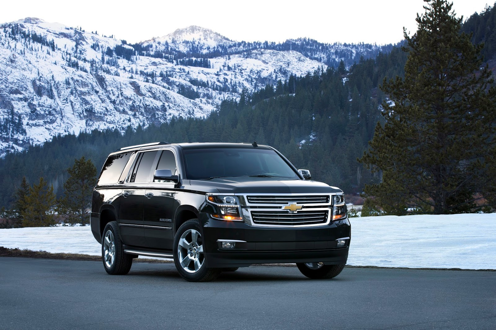 2015 Chevy Tahoe and Suburban Get Better Gas Mileage