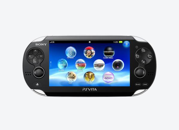 PSP Vita WiFi Price & PSP Vita 3G+WiFi Price