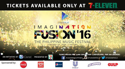 Fusion Music Festival 2016 - imagiNATION