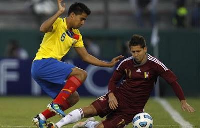 Resultado Venezuela vs Ecuador – Eliminatorias 2014