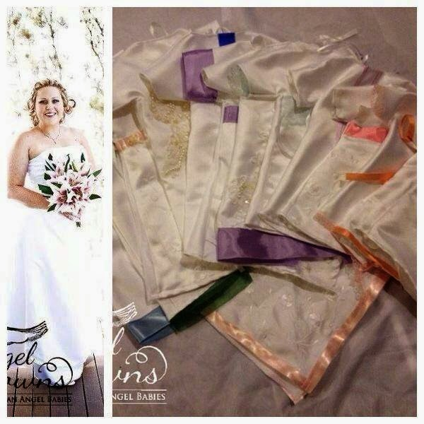 Simply starting over angel gowns australia donate your for Places to donate wedding dresses