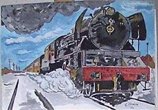 Locomotora Renfe Acurela