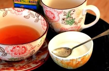 Te med kinesisk vri