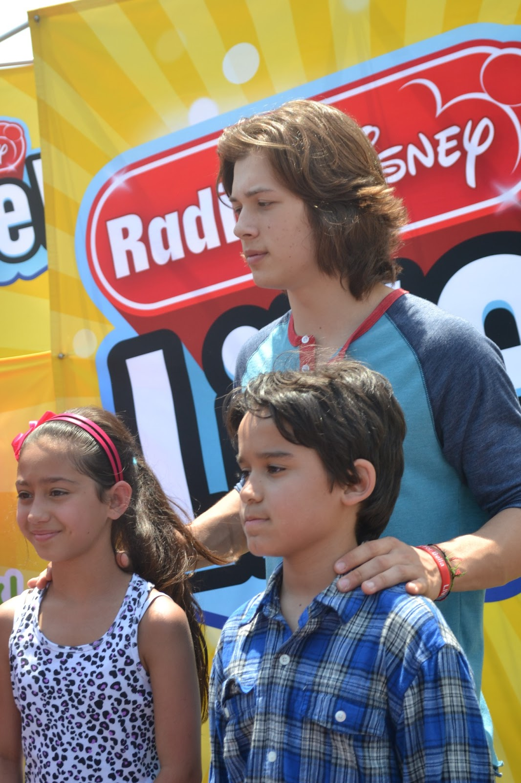 Keys atheneum a charlotte mason inspired life meeting leo howard on stage for a game kristyandbryce Gallery