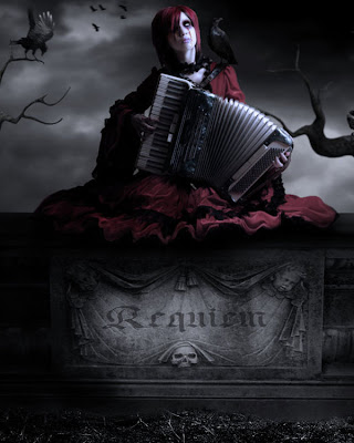 Absolutely Stunning Gothic Photo Manipulations Seen On www.coolpicturegallery.us