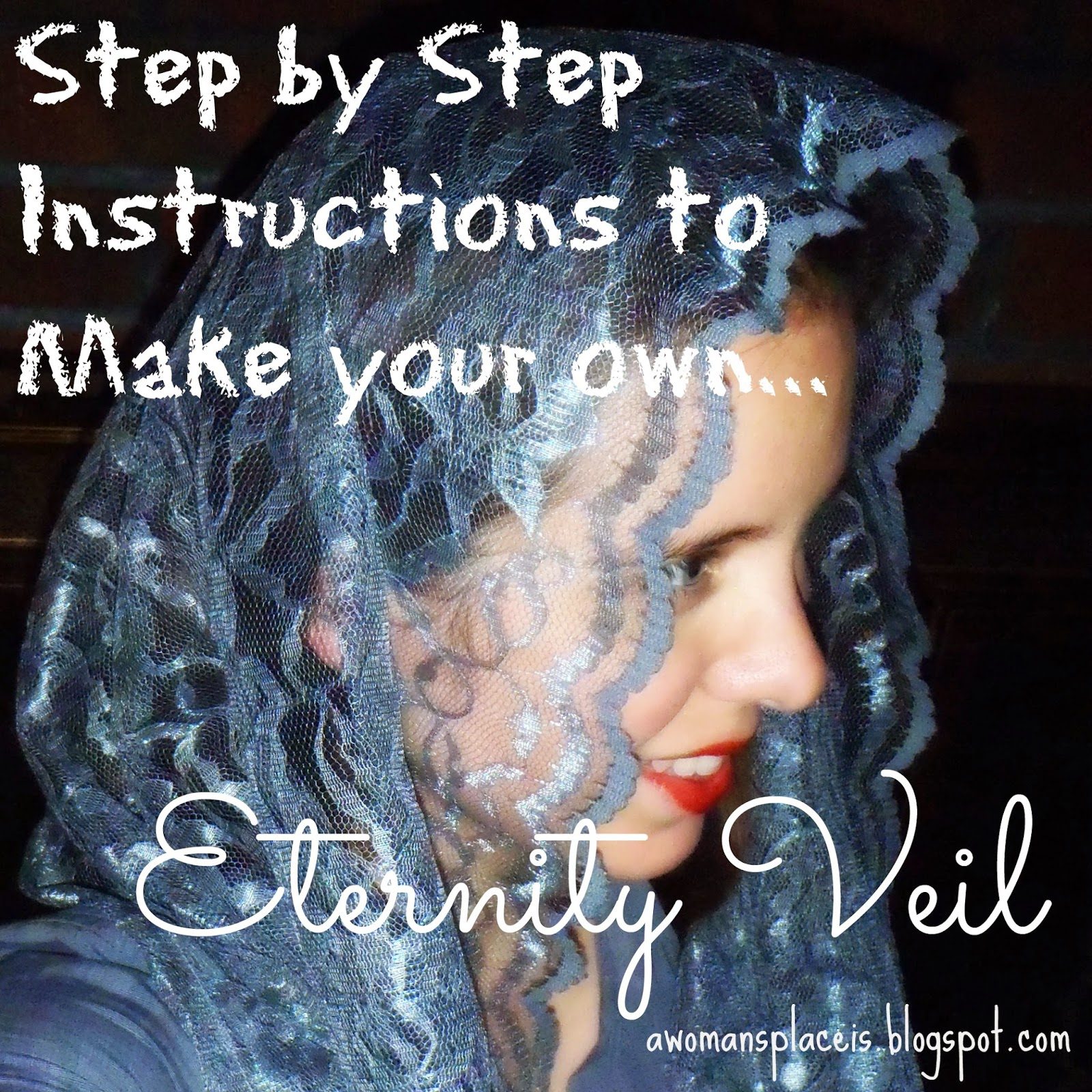 Beyond Pearls...: How To Make Your Own Eternity Veil: A