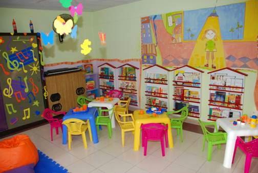 Kindergarten las salas el espacio f sico for Diseno curricular jardin maternal