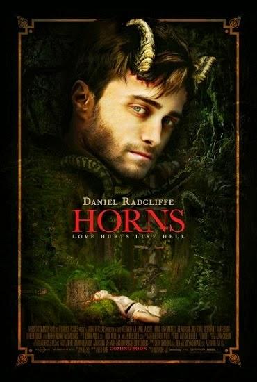 Film Horns 2014 di Bioskop