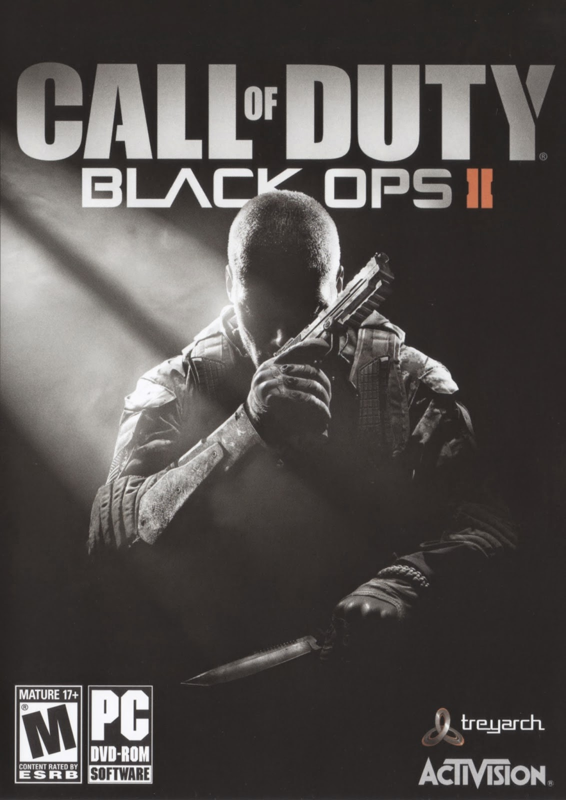 CALL OF DUTY BLACK OPS 2 SP+MP