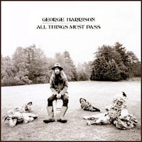 GEORGE HARRISON - All things must pass - Mejores discos de 1970