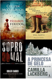 LIVROS DESEJADOS: