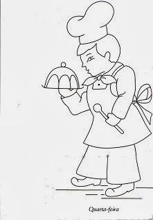semaninha do chef cozinheiro-quarta -feira