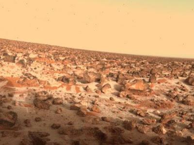 Misi Berawak ke Mars
