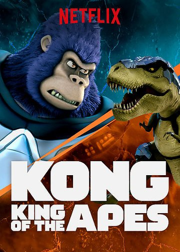 Kong King of the Apes Saison 1