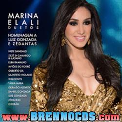 Marina Elali - Duetos - Homenagem a Luiz Gonzaga e Zédantas - Ao Vivo 2013
