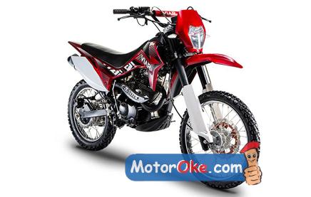 Harga Motor Viar Cross X200