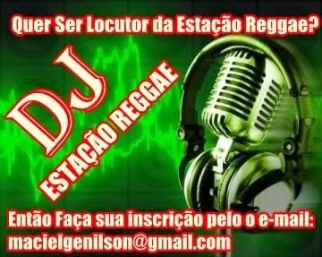Locutor da Estação Reggae