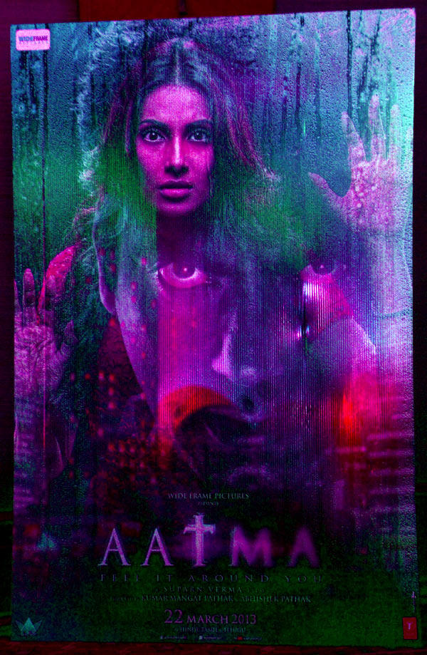 'Aatma 2' is already planned, says director Suparn Verma